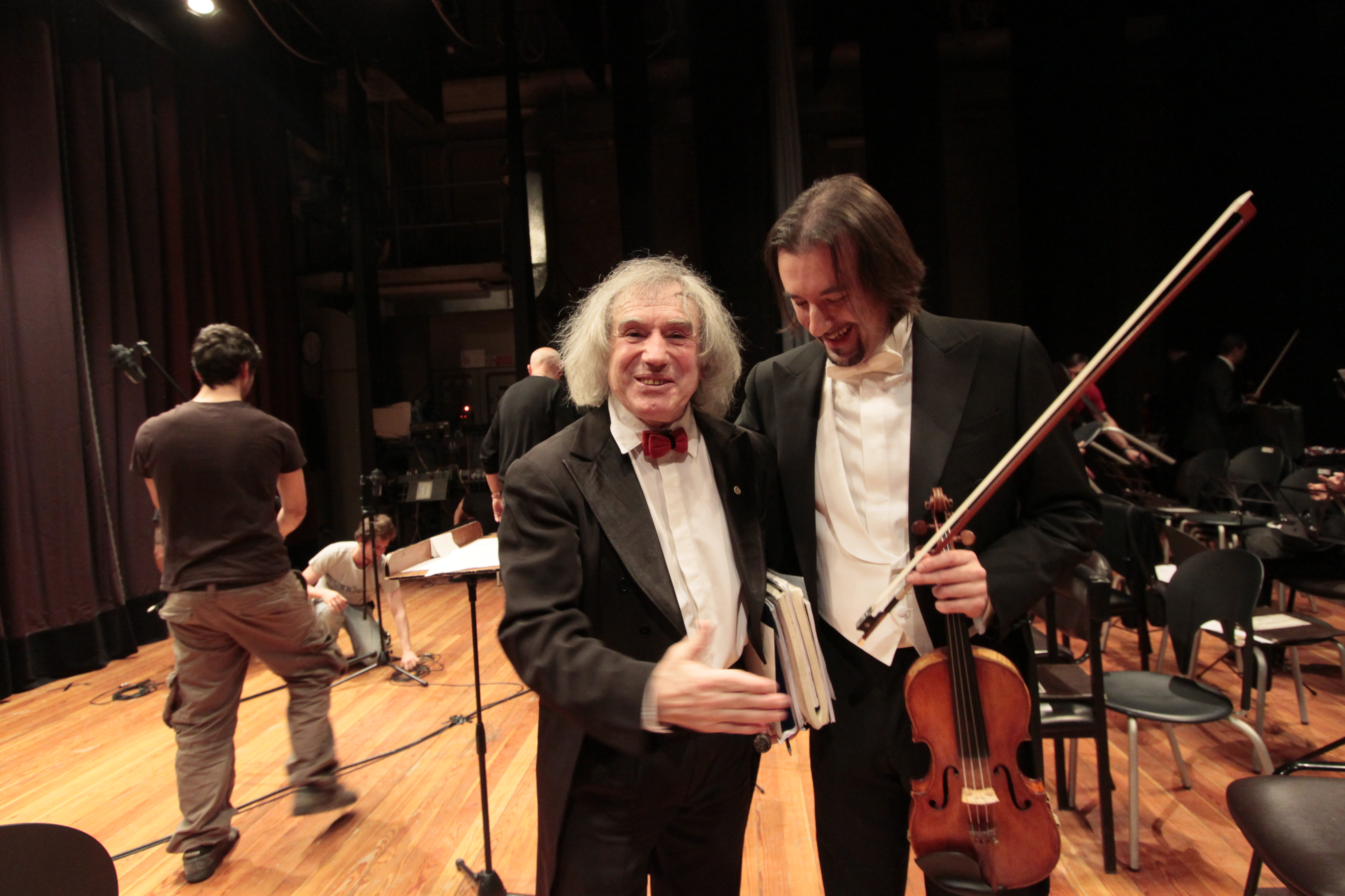 Giorgio Molteni, violinista